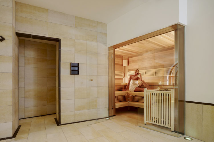 Wellness Lounge Sauna